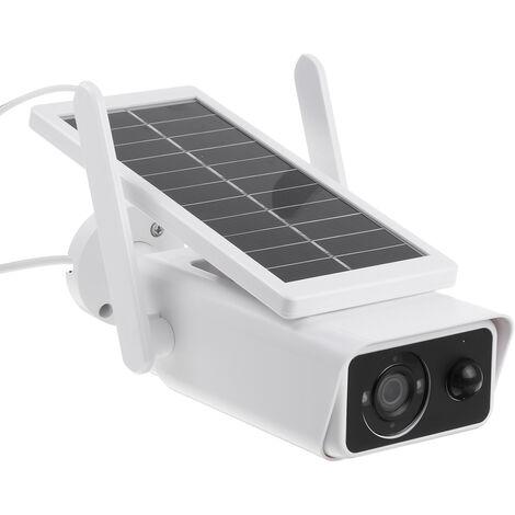 Wireless Wifi Solar Powered Camera 1080P HD CCTV Surveilance PIR Waterproof Camera