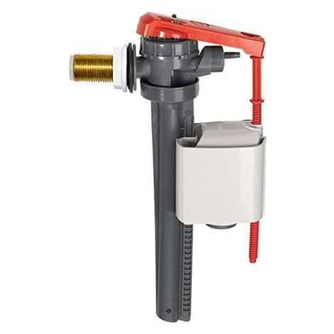 Wirquin 16300201 1/2-Inch 15 mm Jollyfill Brass Side Entry Inlet Float Valve - 90° rotating head