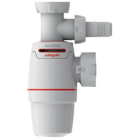 WIRQUIN - Siphon de lavabo NEO AIR d.32mm