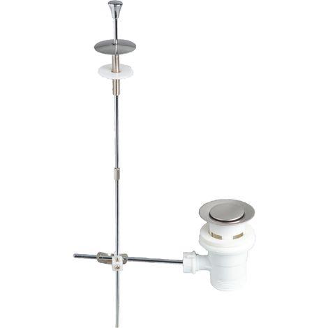Wirquin SP200 - Piletta per lavabo con asta