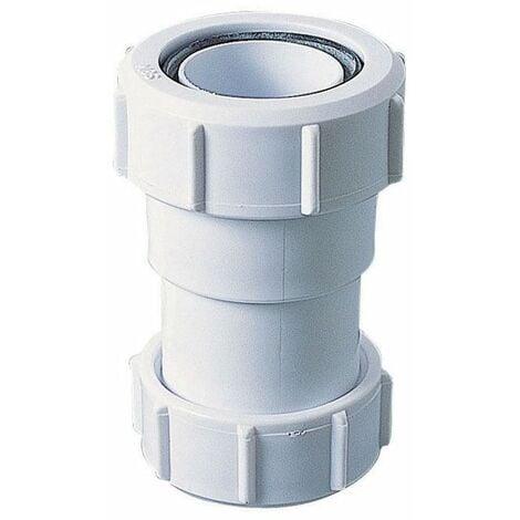 Wirquin SP9292S Manchon de raccordement pour tube PVC/Plomb 32 x 37 mm