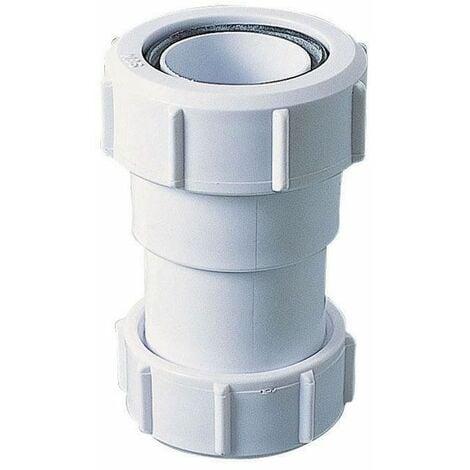 Wirquin SP9296S Manchon de raccordement pour tube PVC/Plomb 40 x 44 mm
