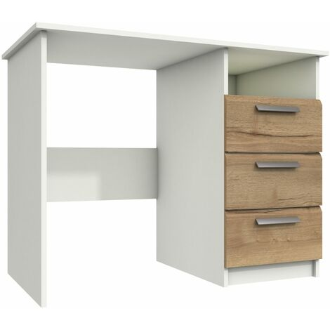 Wister Three Draw Dressing Table
