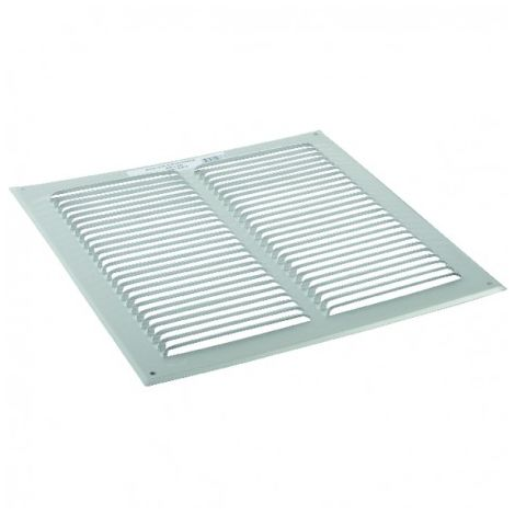 with plain aluminium insect screen - ANJOS : 6815