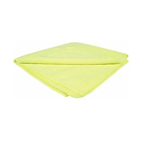 without brand Microfasertuch 1023 35x38cm gelb 5 St./Pack.