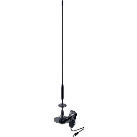 Wittenberg Antennen KFZ 1D Autoradio-Fensterklemmantenne Y47664