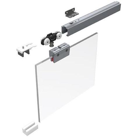 Woelm HELM 53 Set 1-flügelig für 8 mm ESG bis 50 kg