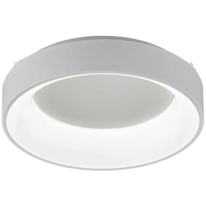 LED-Deckenleuchte Cameron 45x11 cm Weiß - Wofi