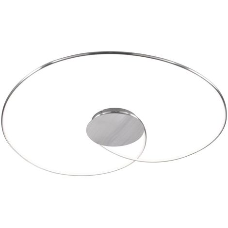 Wofi Opus Flush Ceiling Light 9x45x35cm