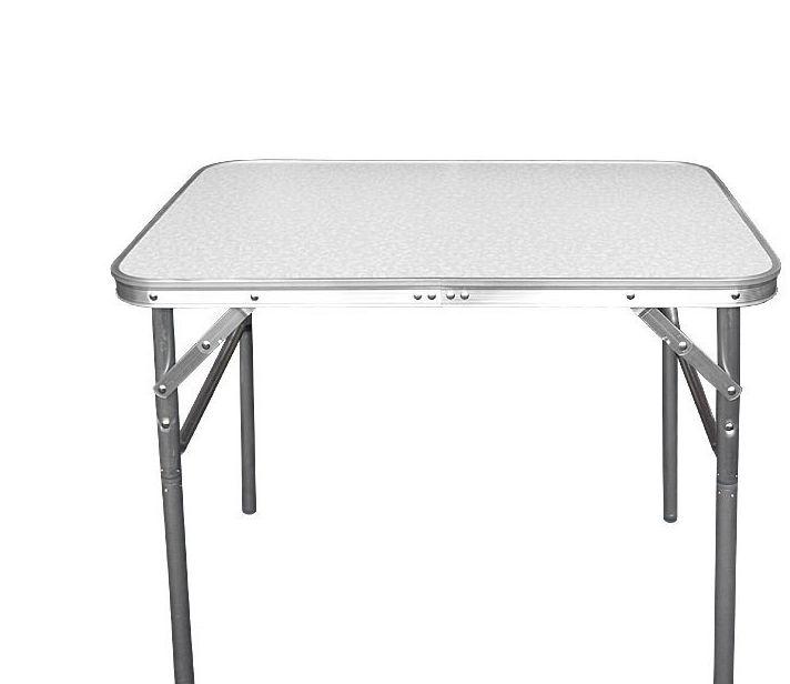 Klapptisch Gartentisch.Wohaga Campingtisch Klappbarer Alutisch 75x55x60cm Mit Tragefunktion Klapptisch Gartentisch Beistelltisch Falttisch Picknicktisch Aluminiumtisch