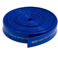 """Wolf 1"""" Delivery Water Hose - 10 Metres"""
