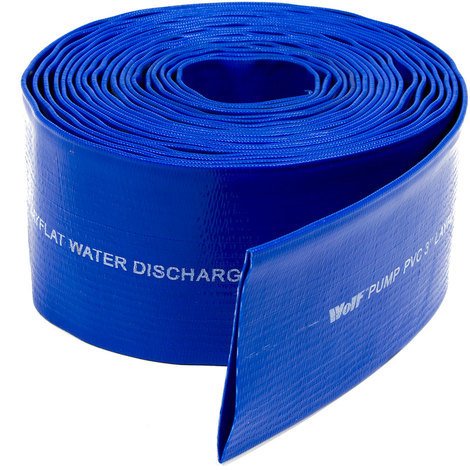 "Wolf 3"" Delivery Water Hose - 10 Metres"