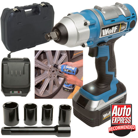 Wolf 380nm Torque 18v Cordless 1 2 Impact Wrench Kit P 3178967 7022621 Jpg