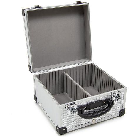 Wolf 40 CD Aluminium Storage Case