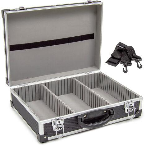 Wolf 425mm Aluminium Black Case