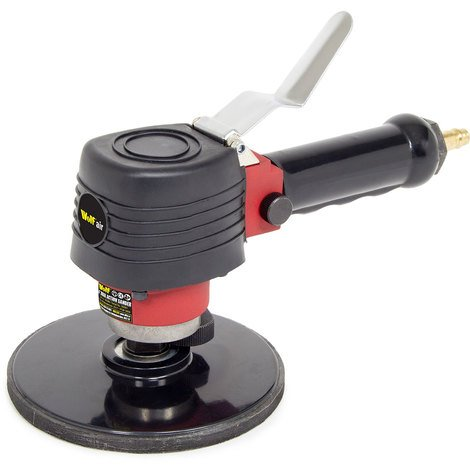 """Wolf 6"""" Dual Action Air Sander"""