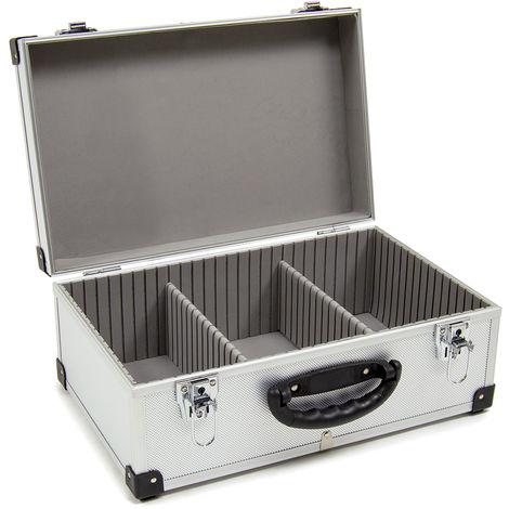 Wolf 60 CD Aluminium Storage Case