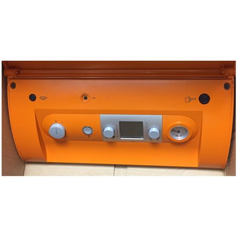 Wolf 8904990 Boiler Controller R3 - 1 HK/MK - Orange Agate