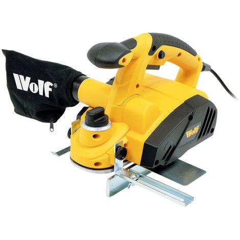 Wolf 900w 3 Bladed Rebate Planer