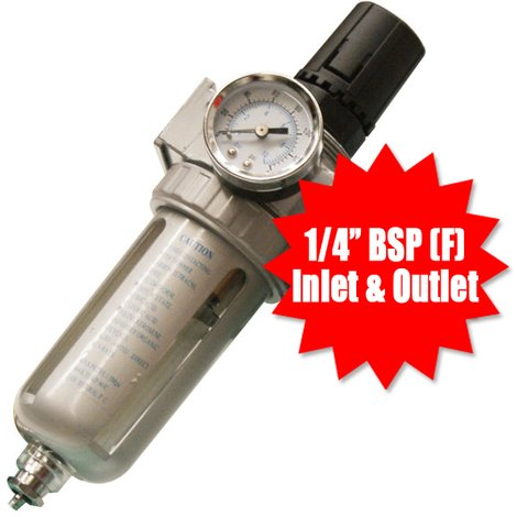 Wolf Air Filter Regulator