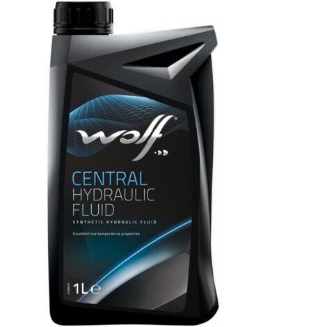 WOLF - Bidon 1 litre d'huile Central Hydraulic - 8308505