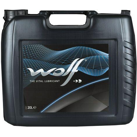WOLF - Bidon 20 litres d'huile moteur 15W40 Super Tractor Oil Universal - 8308239