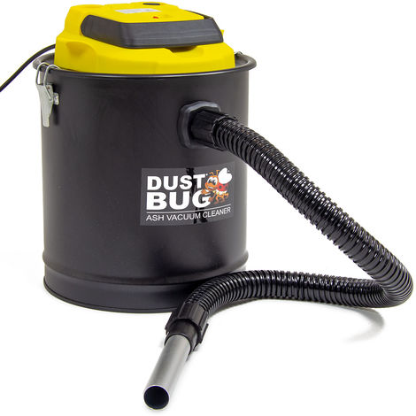 Wolf Dust Bug Ash Vacuum
