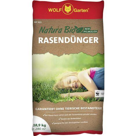 Wolf Garten 3852030 Bio-Rasendünger NR 18,9 S165341