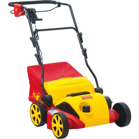 WOLF-Garten Elektro-Vertikutierer VA 378 E, rot/gelb, 37cm, 1.800 Watt