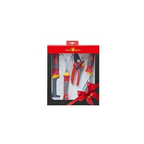 Wolf Garten Mini tool gift set P261 RR2500/LU-2K/KA-2K/KF-2K - 73ABB001650