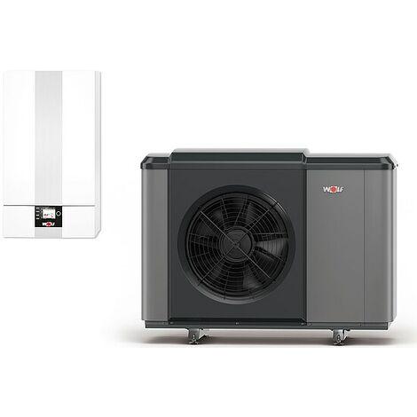 WOLF Luft/Wasser-Wärmepumpe CHA-Monoblock 10/400V - 9146863