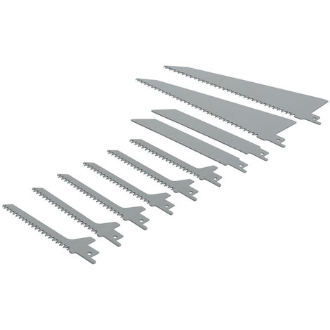 Wolf Pack 10 Replacement Blades