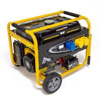 Wolf Petrol Generator 8.75KVA Heavy Duty, Electric Start & Dual Voltage