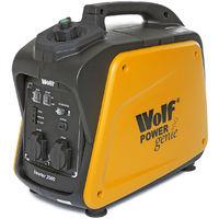 Wolf Power Genie 2000w Petrol Inverter Generator WPG2000