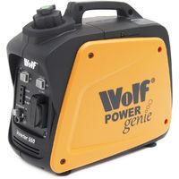 Wolf Power Genie 800w Petrol Inverter Generator WPG950