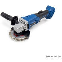 Wolf Pro Cordless 20v 115mm Angle Grinder - Body Only