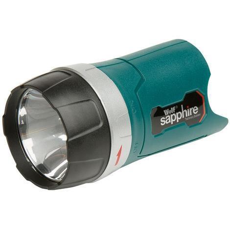 Wolf Sapphire 12v LED Torch Body