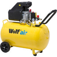 Wolf Sioux 100 Air Compressor 116psi 9.6cfm 2.5HP