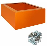 Wolf Sockel für Stahlheizkessel 17-20 kW (HxBxT in mm) 280x558x620 8902318