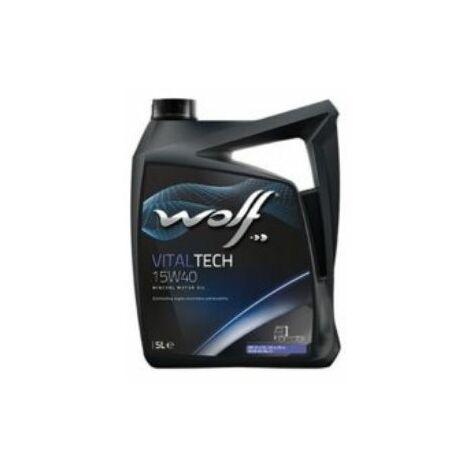 WOLF - VitalTech 15W40 5L - 8301117