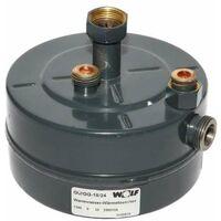 WOLF Warmwasser-Wärmetauscher 290010599 (ersetzt Art.-Nr. 29 00 105) für GG oder GU