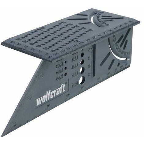 Wolfcraft 1 équerre de traçage 3D - 5208000