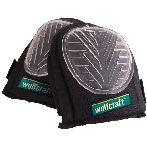 Wolfcraft 1 paio di ginocchiere comfort - 4860000