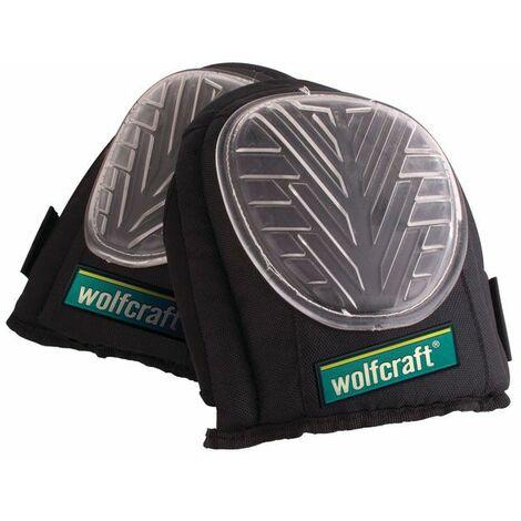 Wolfcraft 1 Paire de genouillères confort - 4860000
