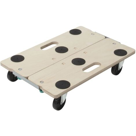 wolfcraft 3-in-1 Furniture Dolly FT300 5542000 - Beige