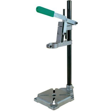 WOLFCRAFT 3406000 - Soporte de taladro universal con columna redonda (CE) 160 x 230 x 500 mm