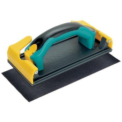 WOLFCRAFT 4056000 - Lijadora manual para planchas de placa de yeso y escayola.