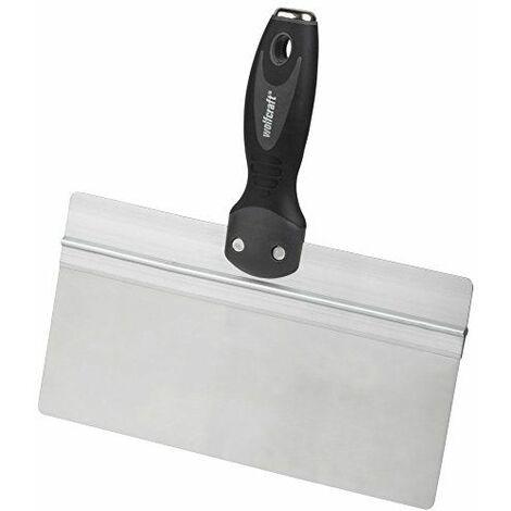 Wolfcraft 4063000250mm surface Grattoir pour garnissage et joints de haute qualité professionnelle-Argent