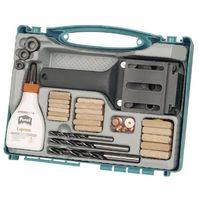 Wolfcraft 4645000 - Set tasselli in valigetta