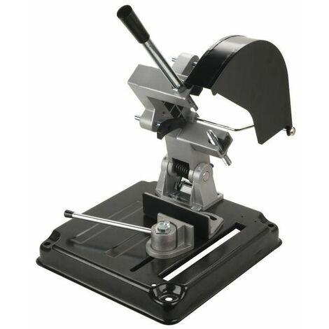 Wolfcraft 5018000 - 1 soporte para cortar para amoladora angular Ø 180 y 230 mm 330 x 350 x 510 mm